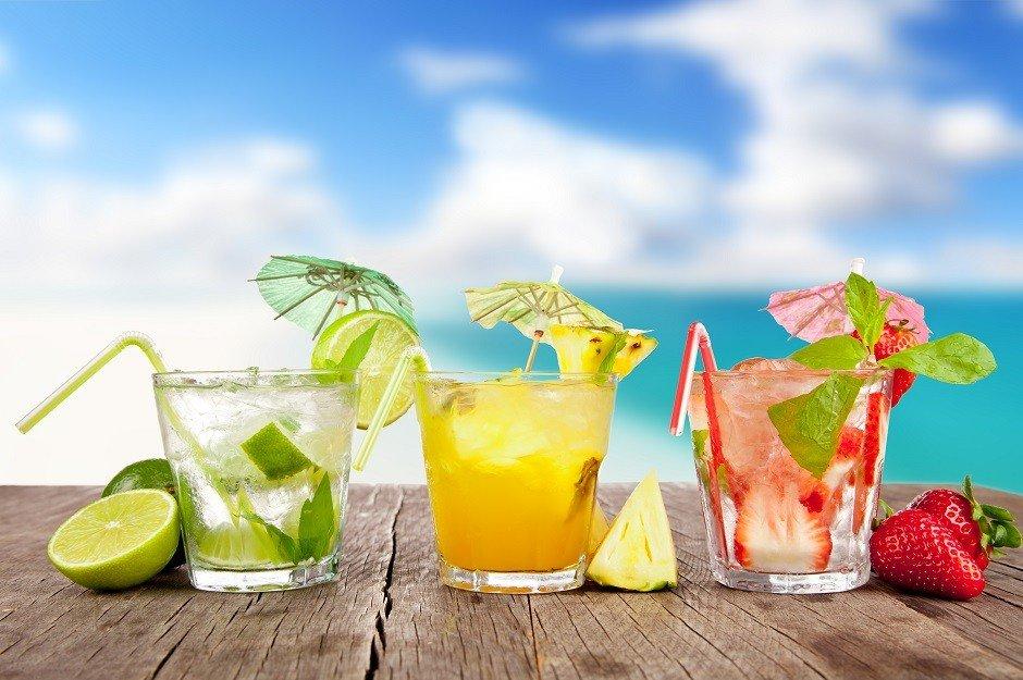 - kokteyl - Yaz günleri için Titiz Ballı Yaz Kokteyli Tarifleri!